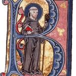 Bernardo di Chiaravalle, Miniatura