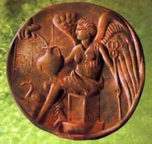 Moneta coniata a Terina