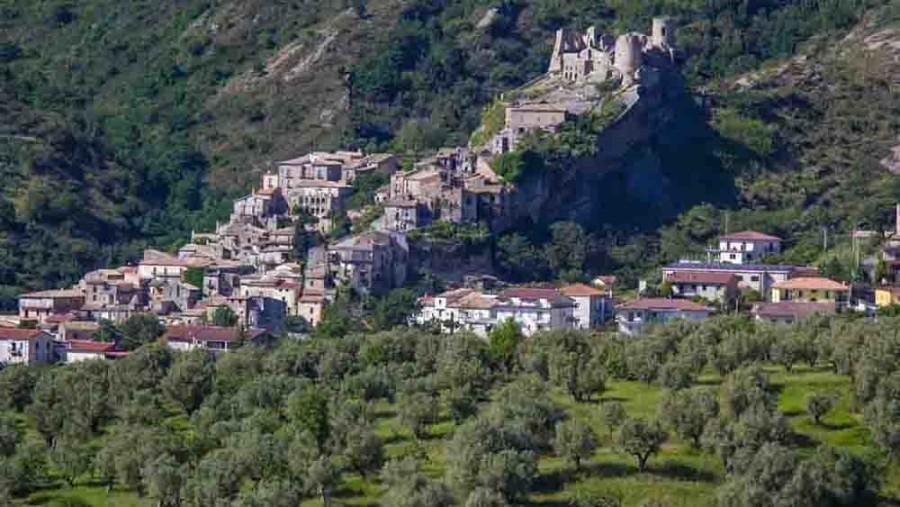 Castello costruito dai Normanni