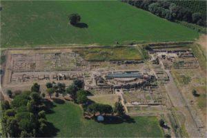 Uno scorcio dell'antica colonia di Sibari.