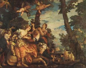 Il ratto d'Europa- Paolo Veronese