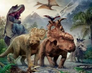 Dinosauri all'akme della potenza