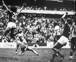 Italia Germania 4-3 Mondiale 1970