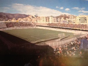 Stadio Marassi prima di Italia '90
