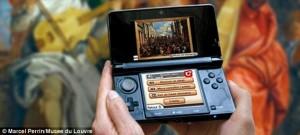 Guida Nintendo al Louvre
