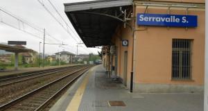 C'era una volta la stazione di Serravalle