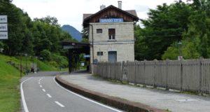La ciclovia dell'Alpe Adria