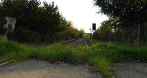 Le ferrovie sospese