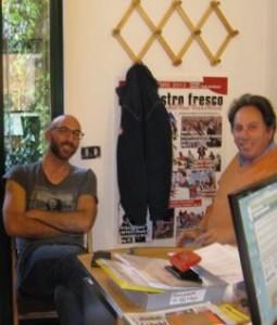 Umberto Cecchetto e Daniele Cifalà