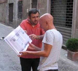 Davide Ferreri e Federico Cabella