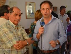 Gian Battista Cassulo e Fausto Piombo
