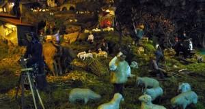 Campo Ligure : il presepe meccanizzato nel segno della tradizione