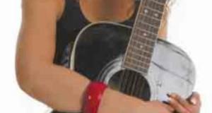 Chiara Baiardi: una chitarra per amico
