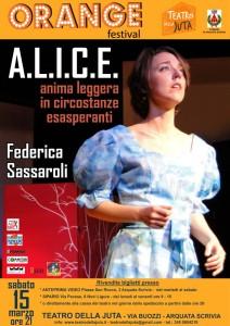 Alice locandina