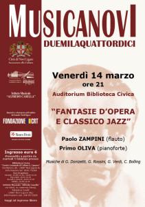 musicanovi2014 venerdì 14 marzo