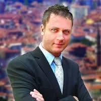 Daniele Costa, candidato sindaco