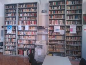La biblioteca dell'Isral