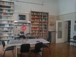 Isral, la sala principale