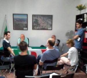 L'intervista al capogruppo Pietro Bellina