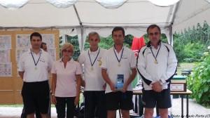 squadra vincitrice MGC Novi Ligure