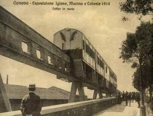 Monorotaia Genova