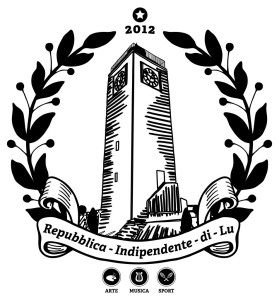 Logo Repubblica Indipendente di Lu