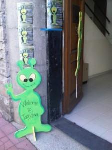 La mascotte Marzianix