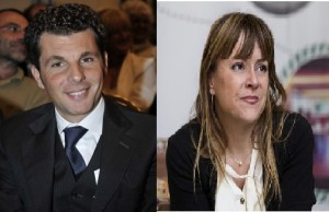 25/09/2009 Rapallo Il gabbiano appoggia Bagnasco Roberto elezioni regionali