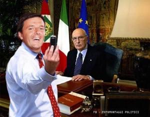 renzi-napolitano-selfie-307581