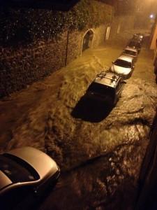 Genova..un torrente