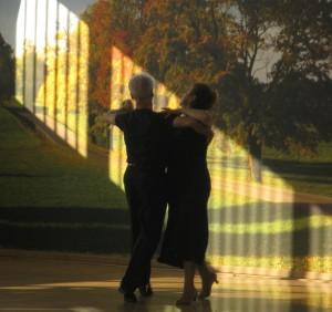 Un momento delle danze