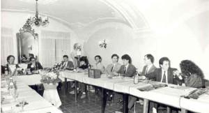 Una riunione della Polisportiva