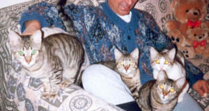 Mai dire stregatto: il gatto, storie e superstizioni