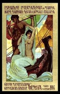 ESP.INT.GENOVA. Esposizione_Coloniale_1914