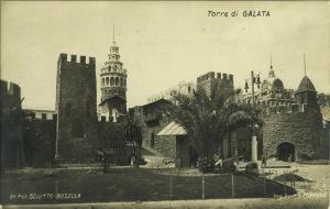 Torre di Galata Coppedè