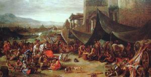 Il Sacco di Roma del 1527, Johannes Lingelbach.