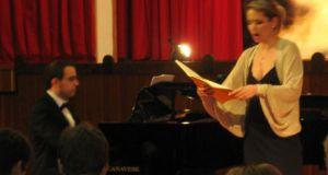 Musica d'autore : Yvetta Martos e Fabrizio Fancello a Mele