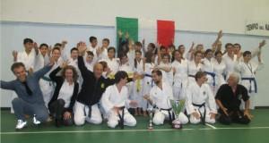 Tempio del Karate: al via la sfida per il Campionato Nazionale