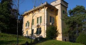 Busalla : giornata ecologica in Villa Borzino