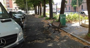 Zona che vai situazione che trovi: Piazza Valfrè e dintorni ad Alessandria
