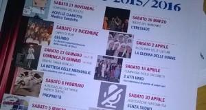A scuola di Teatro a Novi Ligure