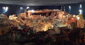 A Tortona uno dei presepi più grandi d'Europa