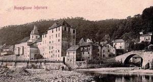 Rossiglione commemora l'incendio del 1945