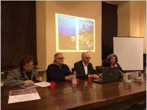 Foto: Claudio Cheirasco Nella foto: Aurora Scotti; Pierluigi Pernigotti; Michele Soffiantini; Marcella Graziano.