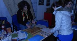 La xilografia in scena al Museo della Carta di Mele