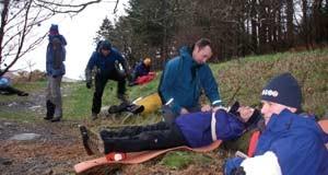 Propata, corso di rianimazione e primo soccorso in montagna