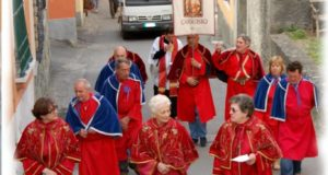 La festa delle Confraternite a Carrosio