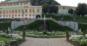 il Royal Free Music Society Choir a Villa Duchessa di Galliera
