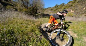 La mountain bike di scena a Savignone