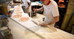 Pizza da Campioni del Mondo